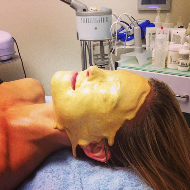 Liquid Gold Facial