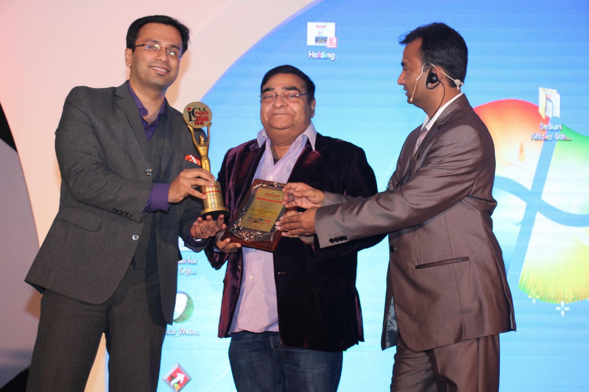 Dr. award