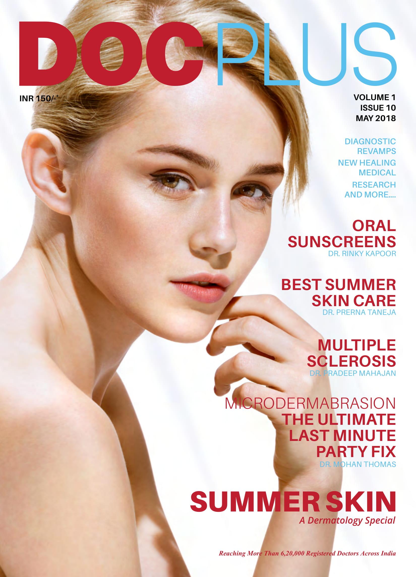 Oral Sunscreens